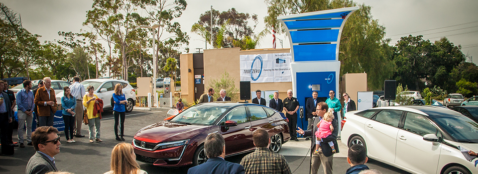 Hydrogen Fuel Cell Readiness